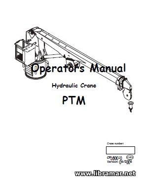 Hydraulic crane working principle pdf