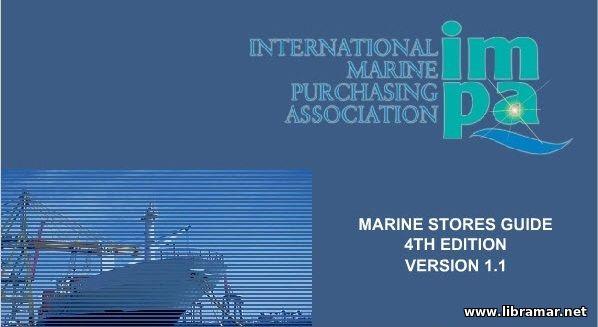 impa marine stores guide v1 1 rh libramar net impa marine stores guide 4th edition version 1.1 impa marine stores guide 4th edition version 1.1